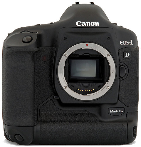 Canon 1d Mark Ii N Review Specifications
