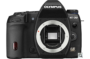 Olympus E30 Review