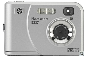 image of Hewlett Packard Photosmart E337
