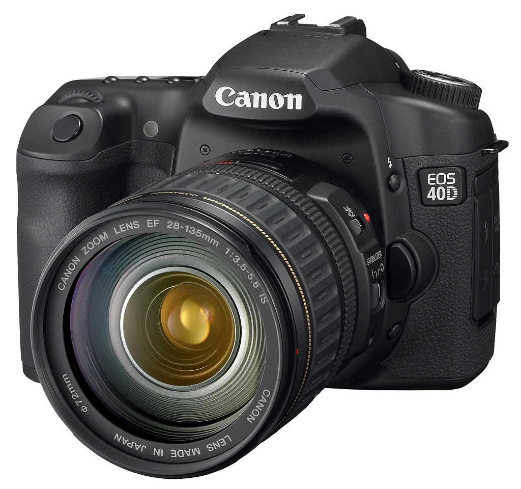 Canon 40D Review: Full Review