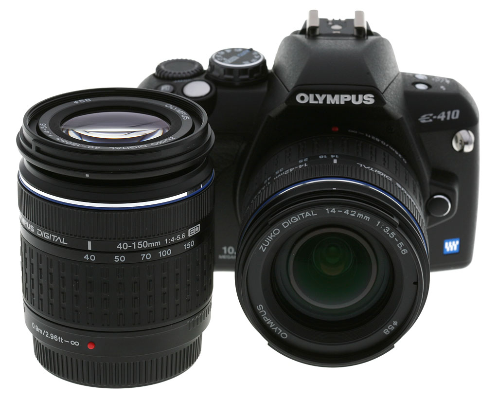 Olympus E-410 Review