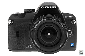 image of Olympus EVOLT E-410