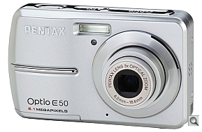image of Pentax Optio E50