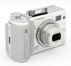 digital cameras fuji finepix e500 digital camera review