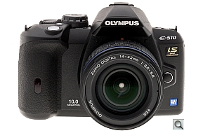 image of Olympus EVOLT E-510