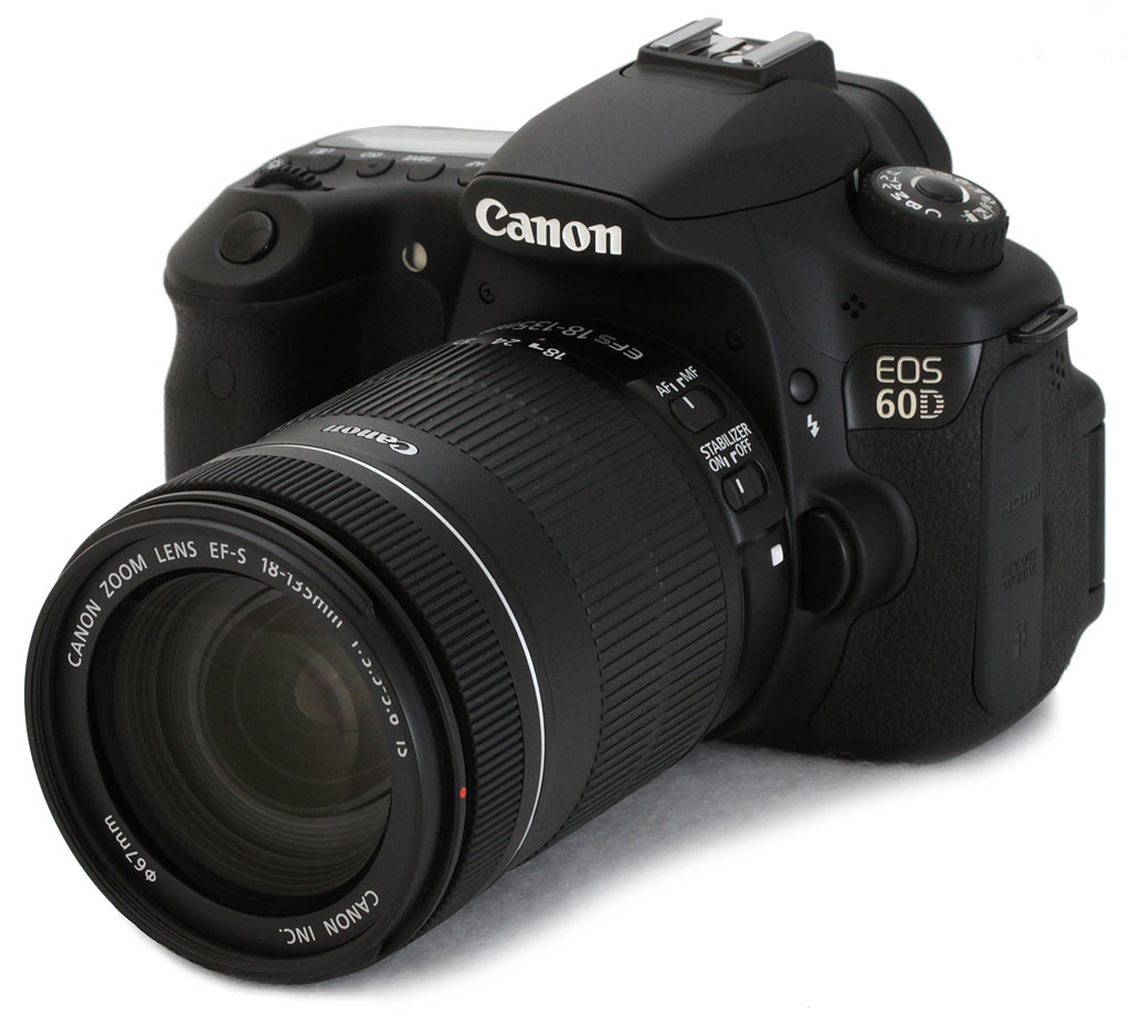 Canon 60D Review - Opt...