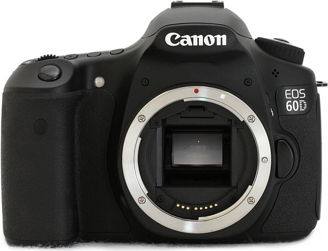 Canon 60d Review Optics