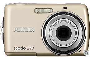 image of Pentax Optio E70