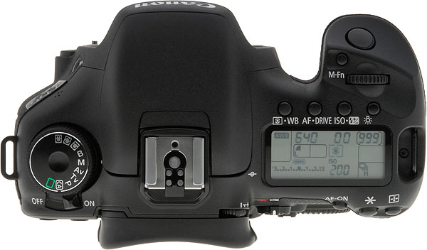 Canon 7d Review Design
