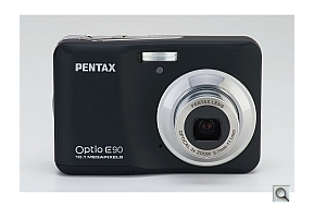 image of Pentax Optio E90