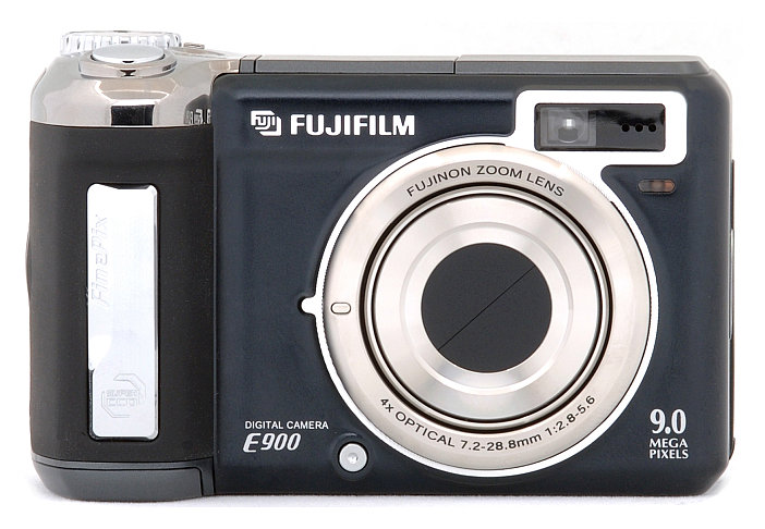 Fujifilm E900 Review