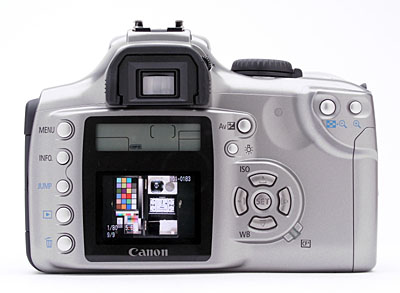 Remote control of canon eos digital cameras.