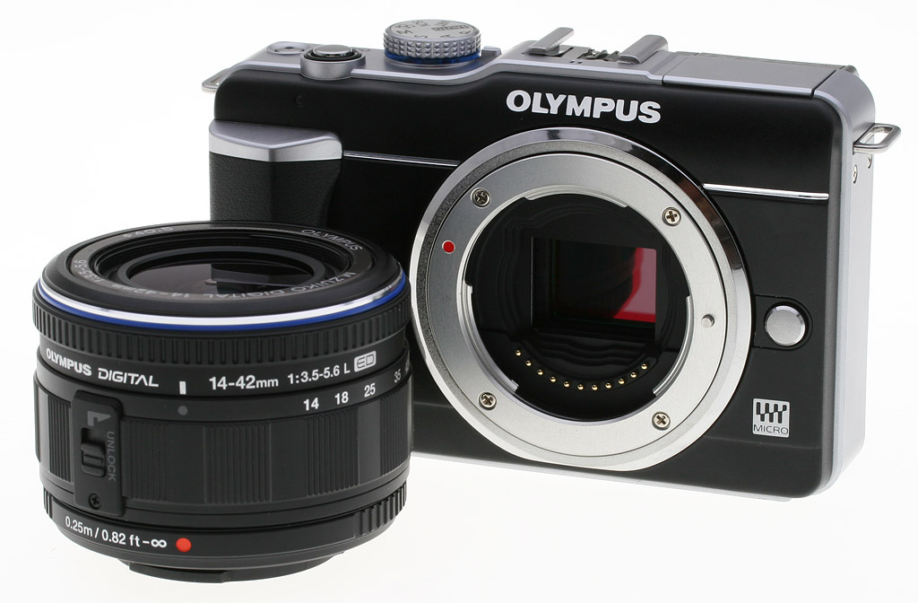 olympus e pl1 review rh imaging resource com Olympus PEN E-PL1 Back PEN Olympus E- Pl8