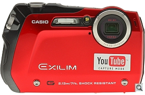 image of Casio EXILIM EX-G1