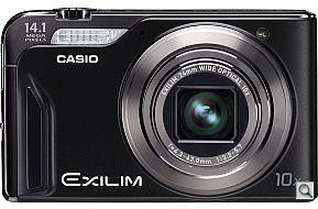 image of Casio EXILIM Hi-Zoom EX-H15