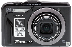 image of Casio EXILIM Hi-Zoom EX-H20G