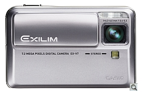 image of Casio EXILIM Hi-Zoom EX-V7