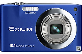 image of Casio EXILIM Zoom EX-Z100