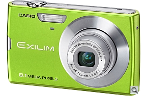 image of Casio EXILIM Zoom EX-Z150