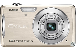 image of Casio EXILIM Zoom EX-Z280