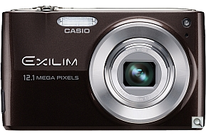 image of Casio EXILIM Zoom EX-Z400