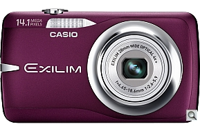 image of Casio EXILIM Zoom EX-Z550
