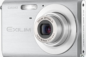 image of Casio EXILIM ZOOM EX-Z60