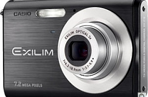 image of Casio EXILIM ZOOM EX-Z70
