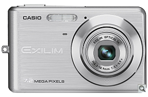 image of Casio EXILIM Zoom EX-Z77