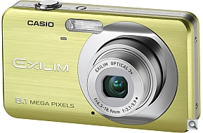 image of Casio EXILIM Zoom EX-Z80