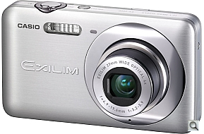 image of Casio EXILIM Zoom EX-Z800