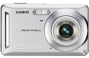 image of Casio EXILIM Zoom EX-Z9