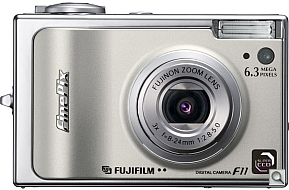 image of Fujifilm FinePix F11 Zoom