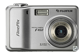 image of Fujifilm FinePix F460