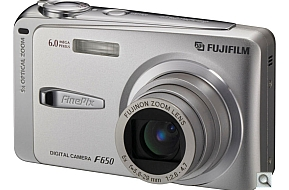 image of Fujifilm FinePix F650