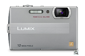 image of Panasonic Lumix DMC-FP8
