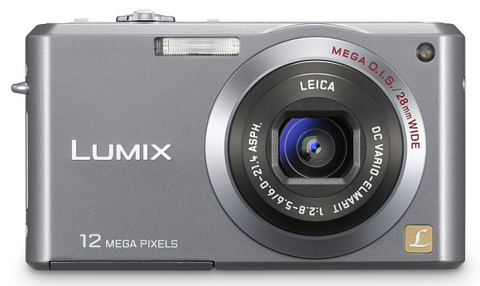 Panasonic Dmc Fx100 Review