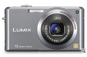 image of Panasonic Lumix DMC-FX100