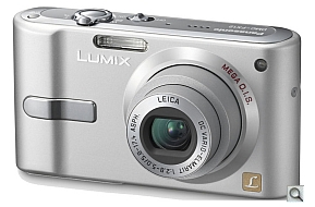 image of Panasonic Lumix DMC-FX12