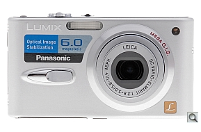 panasonic dmc fx3 review rh imaging resource com Panasonic Lumix Camera Panasonic Lumix DMC