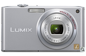 image of Panasonic Lumix DMC-FX33