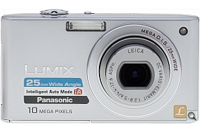 image of Panasonic Lumix DMC-FX35