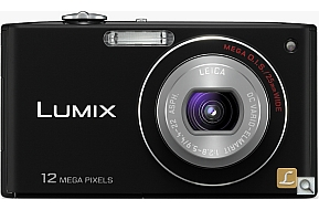 image of Panasonic Lumix DMC-FX48