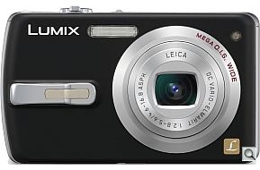 image of Panasonic Lumix DMC-FX50