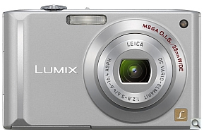 image of Panasonic Lumix DMC-FX55
