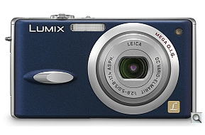 image of Panasonic Lumix DMC-FX8