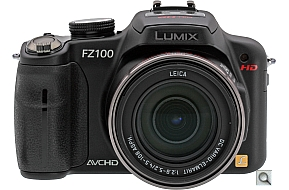 image of Panasonic Lumix DMC-FZ100