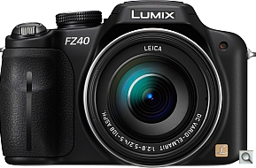 image of Panasonic Lumix DMC-FZ40