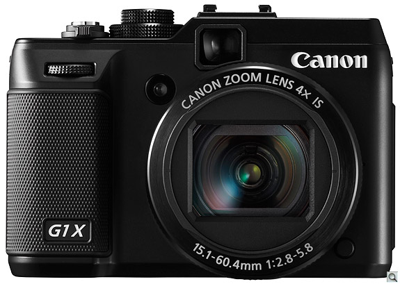 Canon G1 X Front