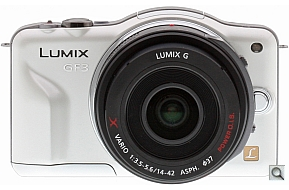 image of Panasonic Lumix DMC-GF3X